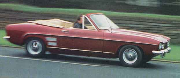Super The Crayford Capri GI45